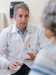 Doctor Consultation Photography