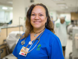 ER Nurse Portrait