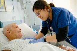 Nurse Patient Care