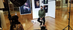 New York City Video Production Company conducting Interview